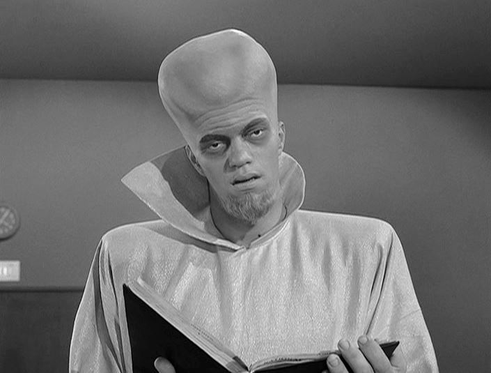 To Serve Man, The Twilight Zone