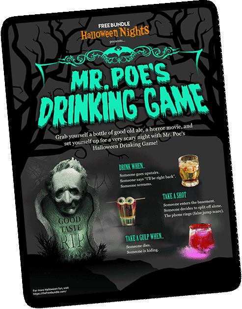 Halloween Drinking Game