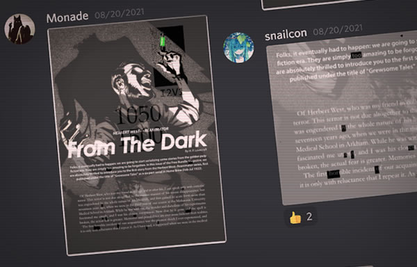 the verne club screenshot