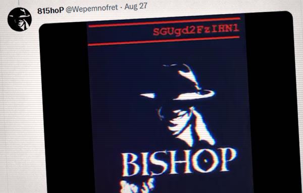 Bishop Twitter